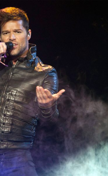 Ricky Martin seduce al Auditorio Nacional