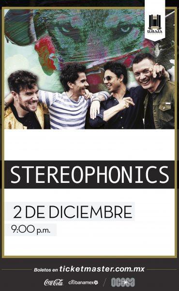 Stereophonics en El Plaza Condesa
