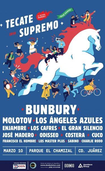 Festival Tecate Supremo
