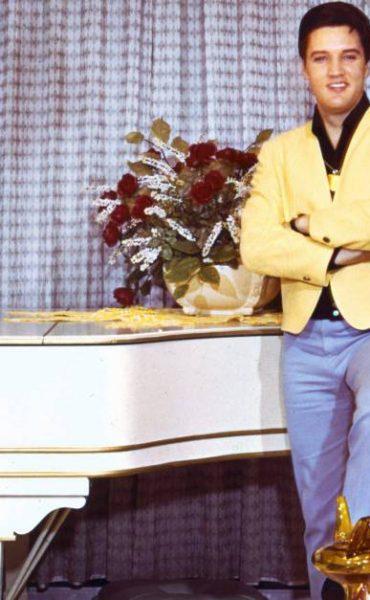 Subastan piano preferido de Elvis Presley
