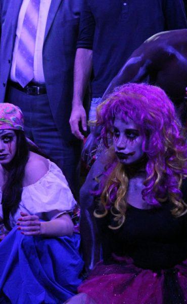 """""""El circo de las pesadillas"""" sorprenderá al público capitalino"""