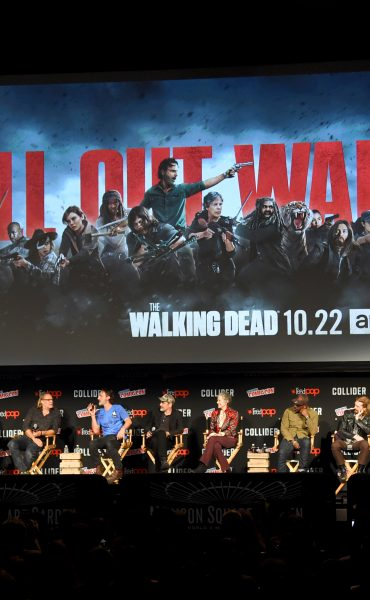 "Fans de ""The Walking Dead"", devastados con el final de temporada"