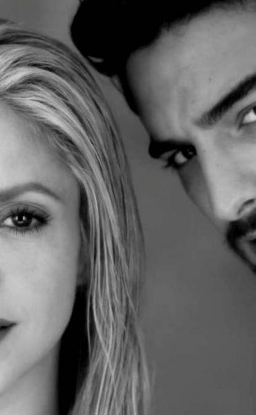 Shakira: Erotismo en blanco y negro