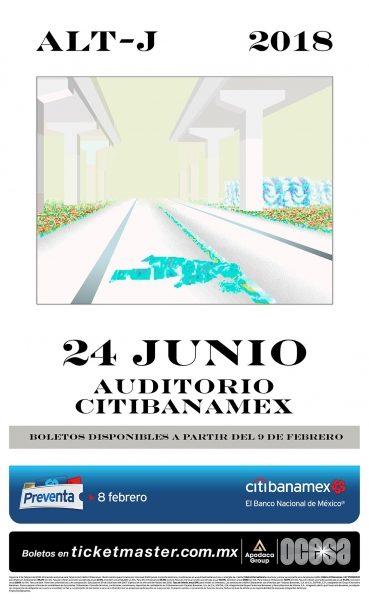 ALT-J EN MÉXICO