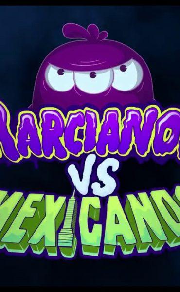 Marcianos vs Mexicanos estrena en los primeros lugares de taquilla
