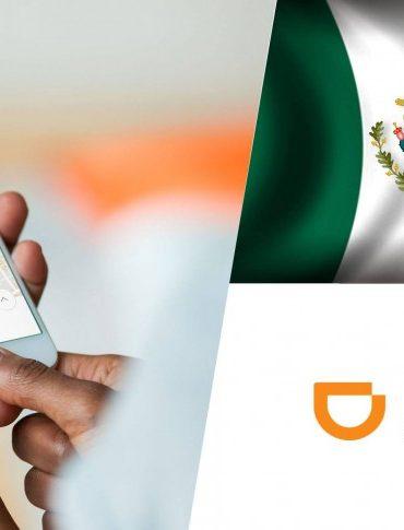 DIDI CHUXING,  COMIENZA A OPERAR EN MÉXICO