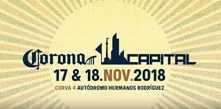 EL FESTIVAL CORONA CAPITAL ANUNCIA EL CARTEL DE SU NOVENA EDICIÓN