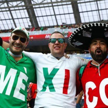 La FIFA multa a México por el canto homofóbico de sus aficionados en el Mundial Rusia 2018