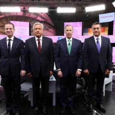 Los 5 momentos más calientes en el tercer debate presidencial de México