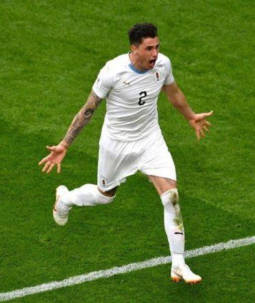 Uruguay arrancó con un sufrido triunfo sobre Egipto en el Mundial de Rusia 2018