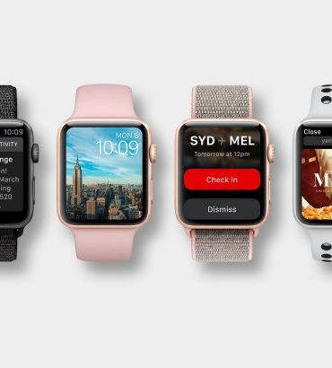 Cómo será la pantalla del futuro Apple Watch Series 4