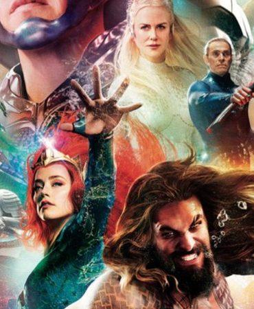 Revelan primer vistazo a los personajes de la película 'Aquaman'