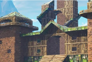 El modo Playground de Fortnite regresará esta semana