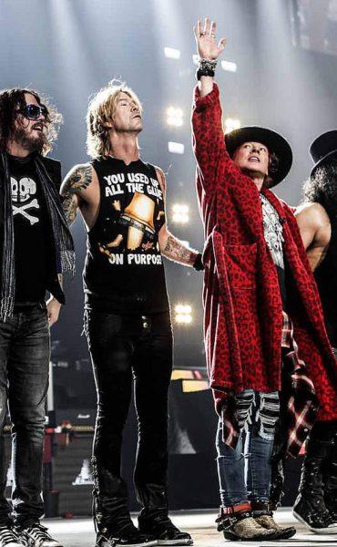 Guns N' Roses vuelve a Monterrey