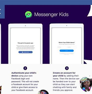 Facebook Messenger Kids ya está disponible en México y lo conocimos