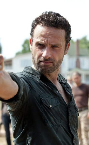 Confirmado: Andrew Lincoln se va de The Walking Dead