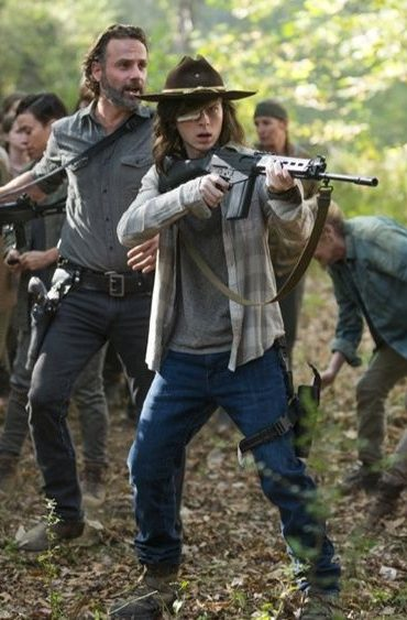 Revelan avance de la temporada nueve de 'The Walking Dead'